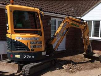 Digger Hire Colchester
